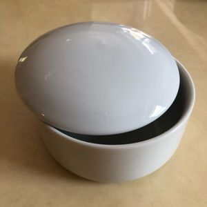 Tiffany & Co Porcelain Round Trinket Box